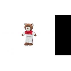 Audi sport plyšový medveď