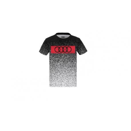 """Audi detské tričko """"kruhy"""""""