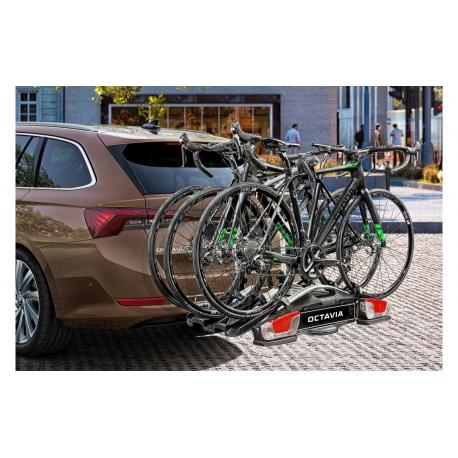 ŠKODA nosič bicyklov 3 bicykle (ťažné)