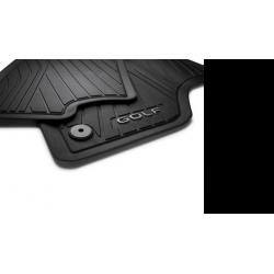 VW GOLF VIII gum. rohože, predné