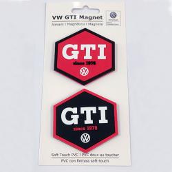VW GTI magnetky