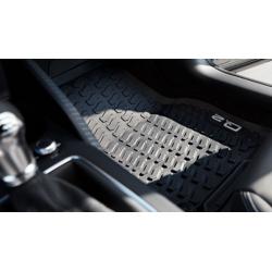 Audi Q2 2017 gumové rohože zadné
