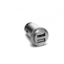Audi USB nabíjací adaptér