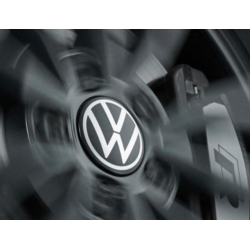 VW dynamické krytky kolesa
