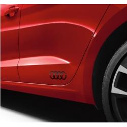 Audi kruhy fólia