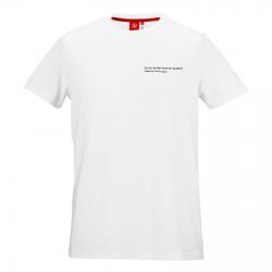 Biele tričko GTI pánske