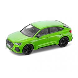 Audi RS Q3 Sportback 1:43 zelená