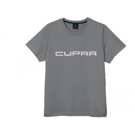 Cupra tričko pánske šedé