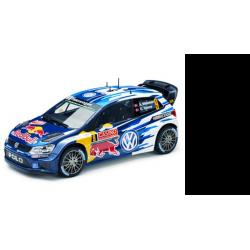 VW Polo R WRC model auta 1:18