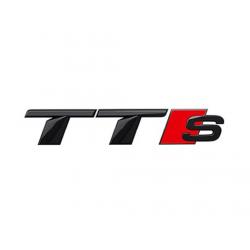 Audi TT S nápis