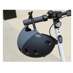 Cyklistická prilba Uvex HLMT 5 Bike Pro Audi