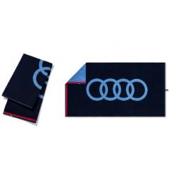 Uterák Audi kruhy