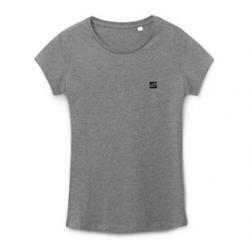 Dámske tričko svetlá šedá