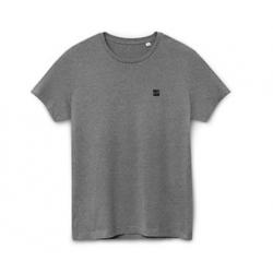 Pánske tričko svetlá šedá