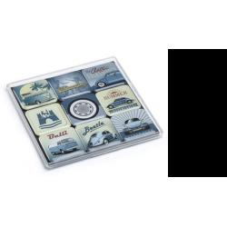 VW magnetky