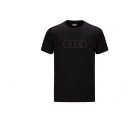 Pánske tričko Audi kruhy