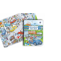 Detská obrázková knižka
