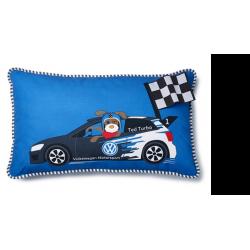 VW detský vankúš v Motorsport dizajne s Tedom Turbo