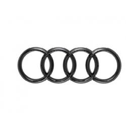 Audi Q8 nápis kruhy, predný