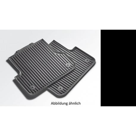 Audi Gumové rohože zadné, A3