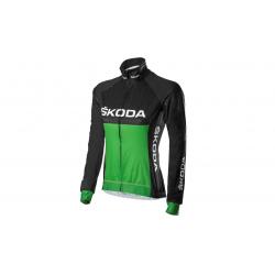 Dámska cyklistická bunda - vetruodolná