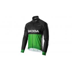 Pánska cyklistická bunda - vetruodolná