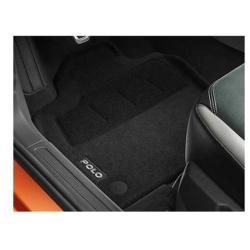 VW Polo textilné koberce, sada