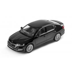 Škoda Octavia A8 1:43 čierna magic
