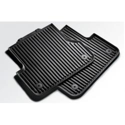 Audi A5 gumové koberce, zadné