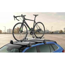 Nosič bicykla ŠKODA na strechu vozidla