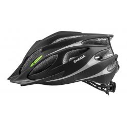 Cyklistická helma čierna
