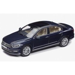 VW Passat 1:43, modrý