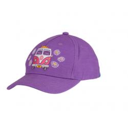 Detská šiltovka fialová