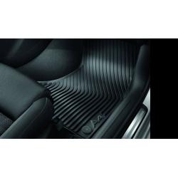 Audi Gumové rohože predné, A4