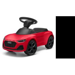 Audi Junior quattro červené
