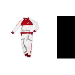 Audi detské pyžamo