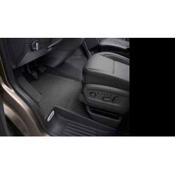VW gum.rohože T5, T6 predné, nápis