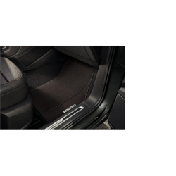 """SEAT text.koberce tarraco """"premium"""", sada, hnedé"""